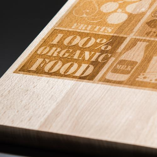 Gravotech - Wood cutting and engraving